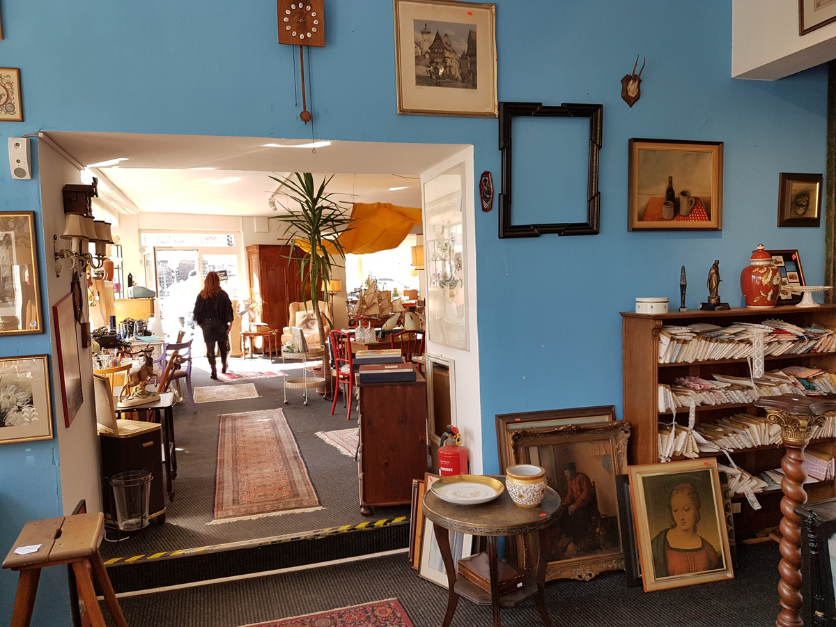Vintage Shopping In Essen Holsterhausen Mein Ruhrgebiet