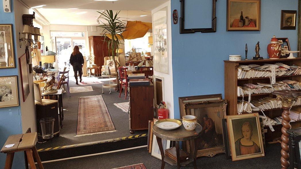 Bevorzugt Vintage Shopping in Essen-Holsterhausen - Mein Ruhrgebiet PO53