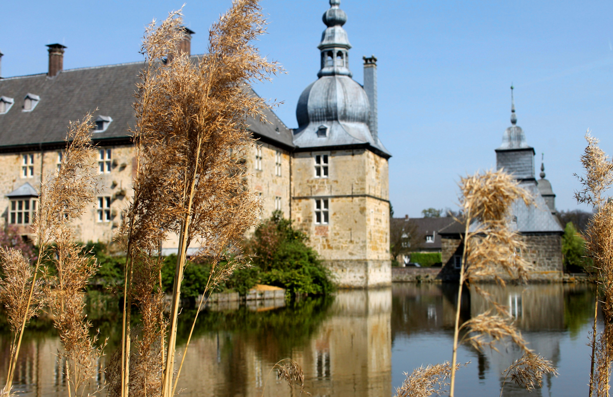 Natur und Kultur im Schloss Lembeck