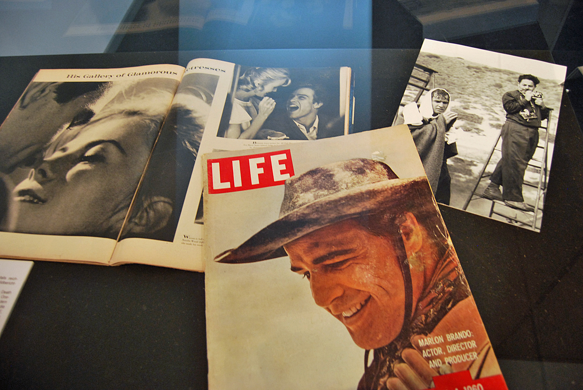 Sam Shaws Fotografien im und auf dem LIFE Magazine