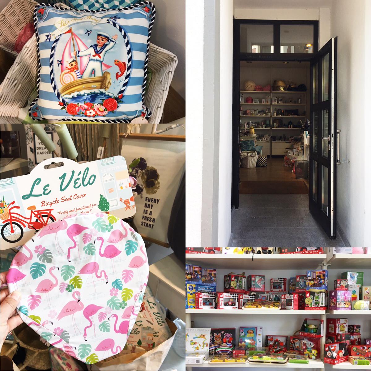 Der Shop Füchslein & Co bietet Kinderspielzeug, Einrichtung und Kleidung