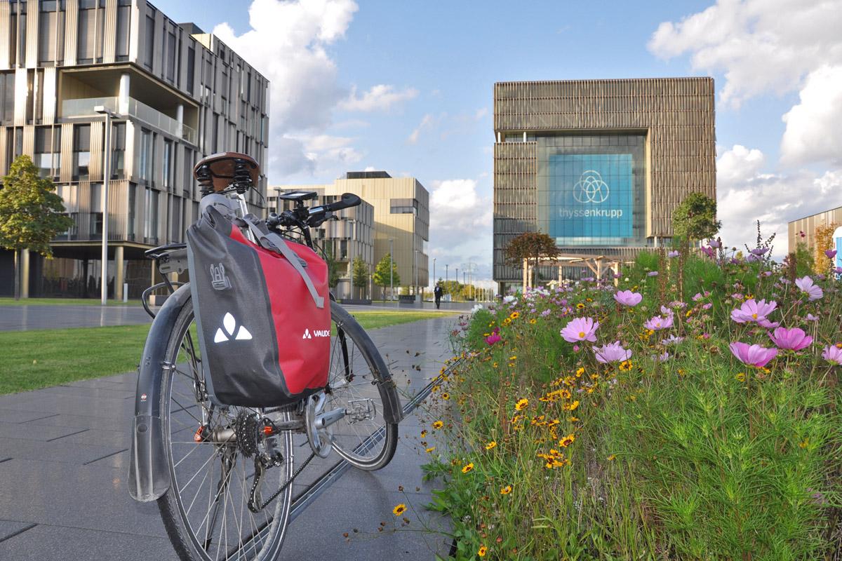 Afterwork-Radtour auf den Spuren der Krupps