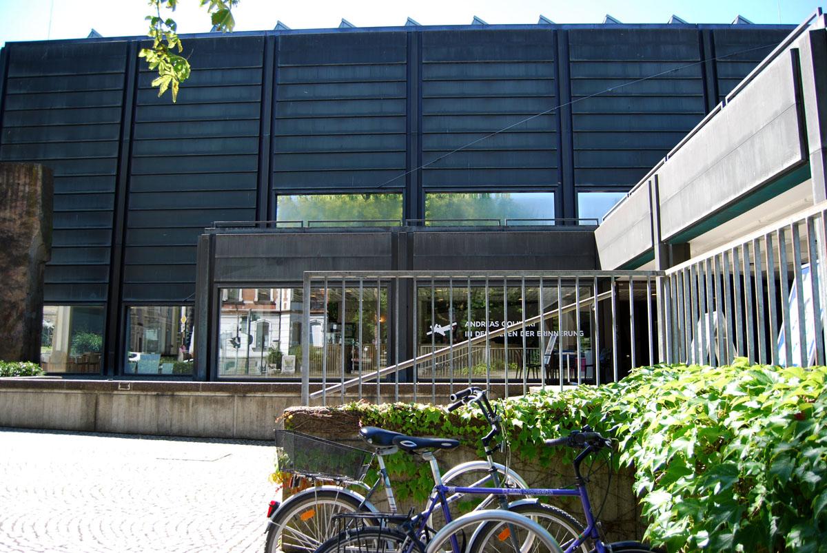 Das Foto zeigt das Kunstmuseum Bochum