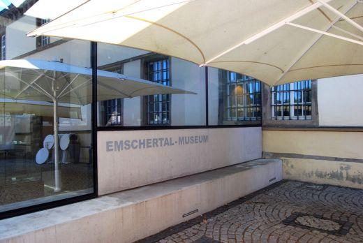 Das Foto zeigt das Emschertal-Museum in Herne