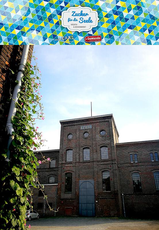 Das Bild zeigt ein Gebäude der Zeche Carl