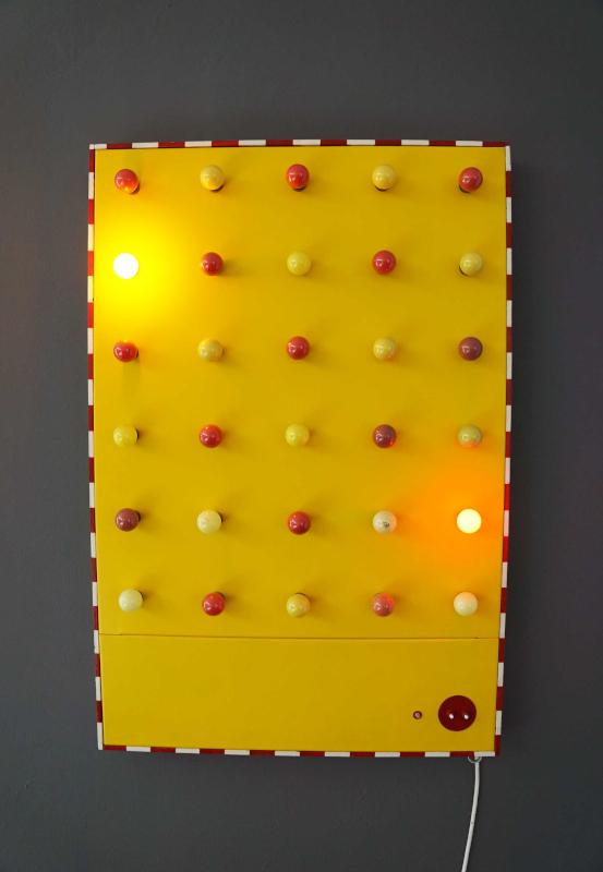 Das Bild zeigt ein Ausstellungsstück im Kunstmuseum Gelsenkirchen