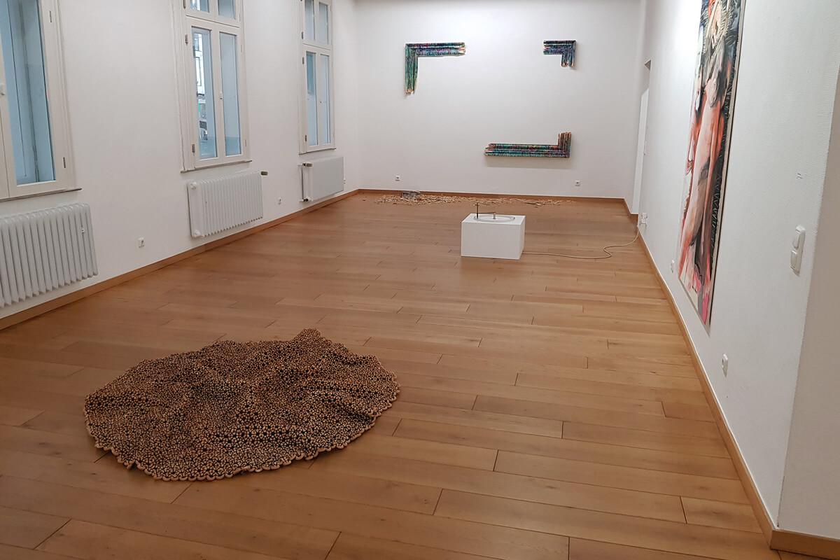 Das Foto zeigt die Alte Villa des Kunstmuseum Gelsenkirchen