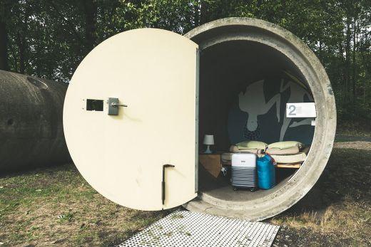 Das Foto zeigt das Das Parkhotel im Bernepark Bottrop