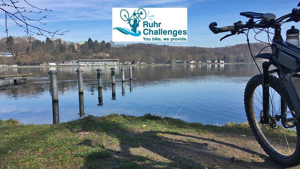 Das (Radler-)Leben besteht aus Herausforderungen – die RuhrAroundChallenge - Mein Ruhrgebiet