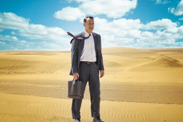 """Das Bild zeigt Tom Hanks in dem Film """"Ein Hologramm für den König"""""""