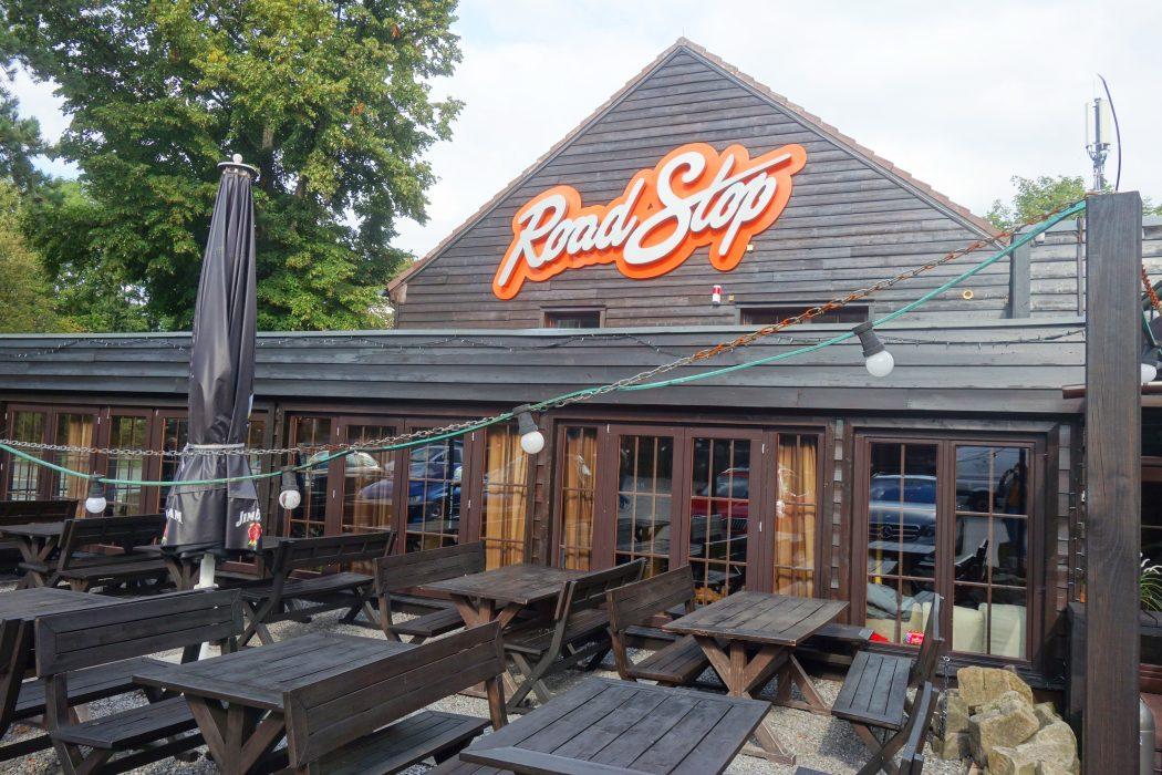 """Das Bild zeit das Restaurant """"Road Stop"""" in Dortmund"""
