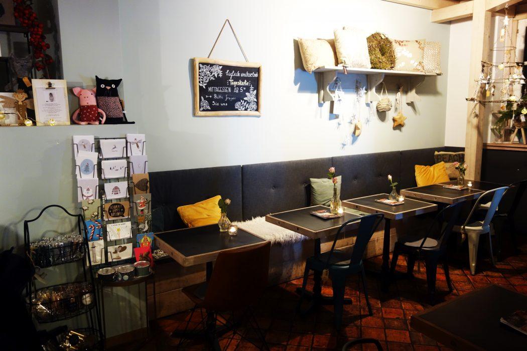 Das Bild zeigt das Cafe Seizeon in Essen