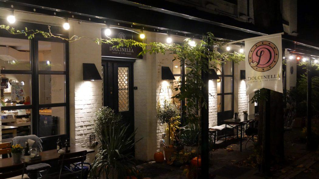 Das Foto zeigt das Restaurant Dolcinella in Essen-Werden