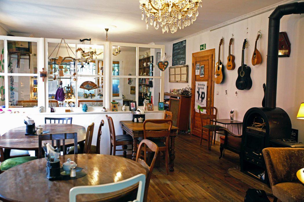 Das Foto zeigt die Krümelküche in Duisburg