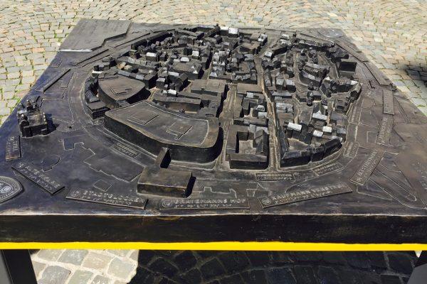 Das Bild zeigt die Miniatur von Recklinghausen