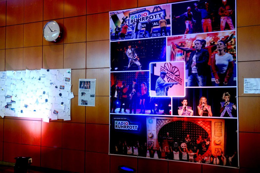 Das Bild zeigt Bilder von Radio Ruhrpott - Das Ruhrical in der Eventhalle