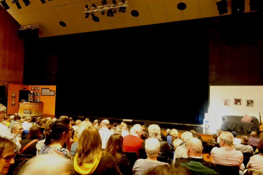 Das Bild zeigt Publikum bei Radio Ruhrpott - Das Ruhrical