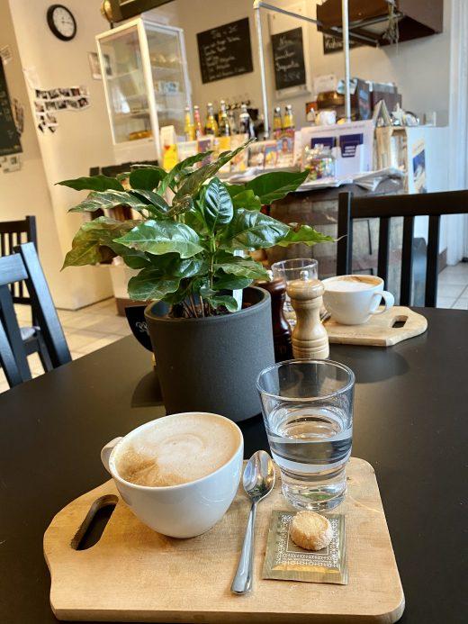 Das Bild zeigt das Lulus Coffe Factory