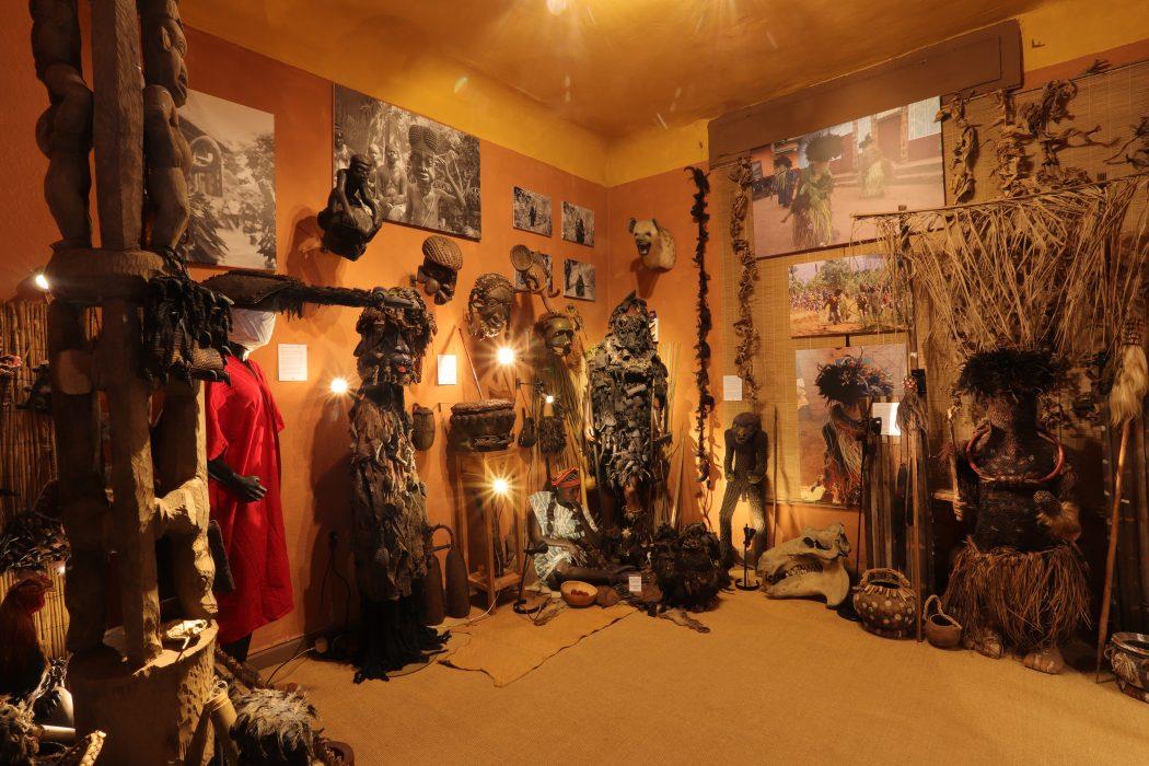 Das Bild zeigt das Museum Soul of Africa