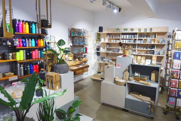 Das Foto zeigt einen Concept Store auf der Rüttenscheider Straße