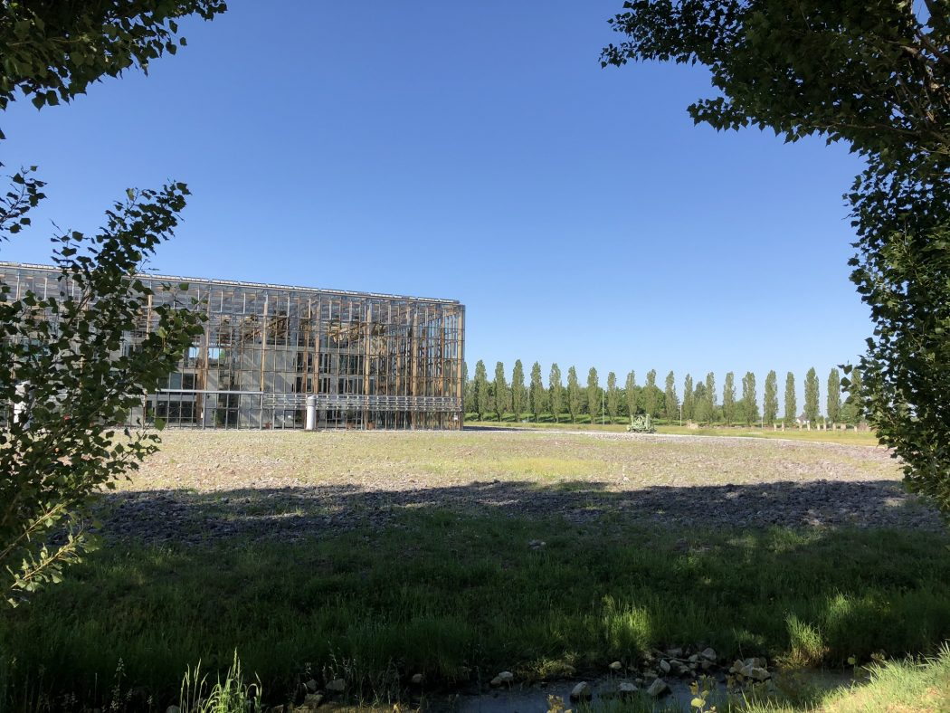 Das Bild zeigt die Akademie Mont-Cenis