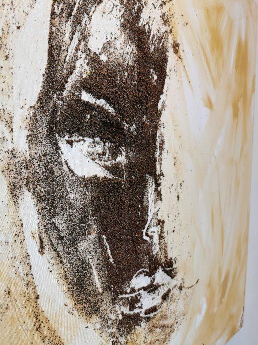 Das Foto zeigt Kaffee-Kunst im Bebuna