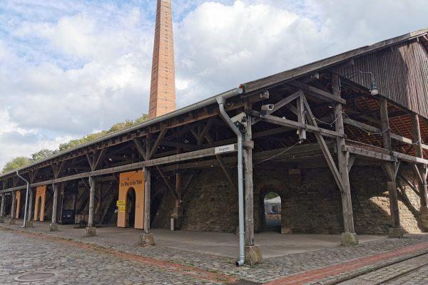 Das Foto zeigt das LWL-Industriemuseum Zeche Nachtigall in Witten