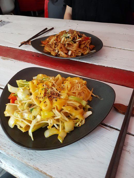Das Foto zeigt Essen im Miss Mai im Kreuzviertel Dortmund