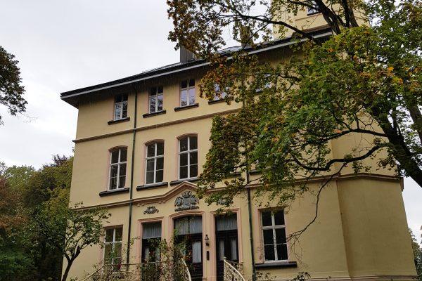 Das Foto zeigt das Schloss Schwansbell in Lünen