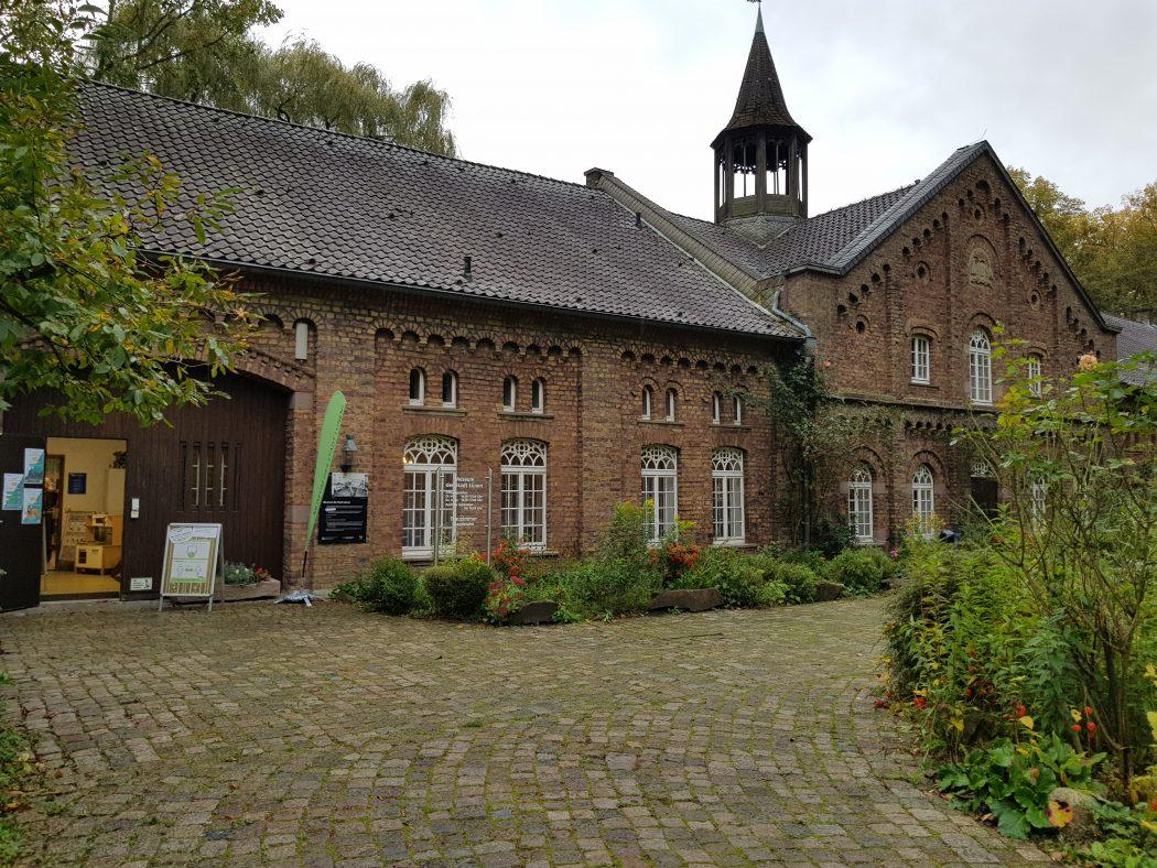 Das Foto zeigt das Museum der Stadt Lünen