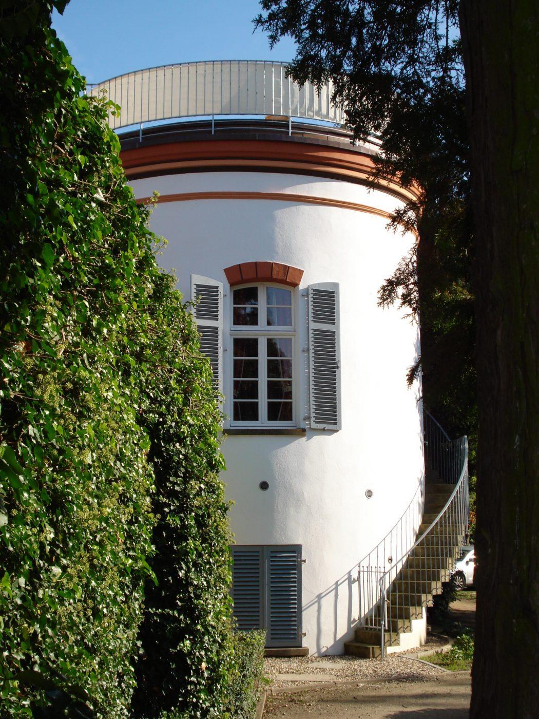 Das Foto zeigt die Ferienwohnung Westwall von außen
