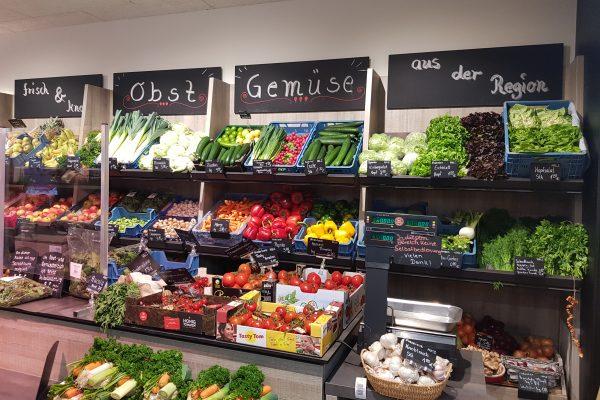 Das Foto zeigt den Hofladen des Hof Klöckers in Castrop-Rauxel