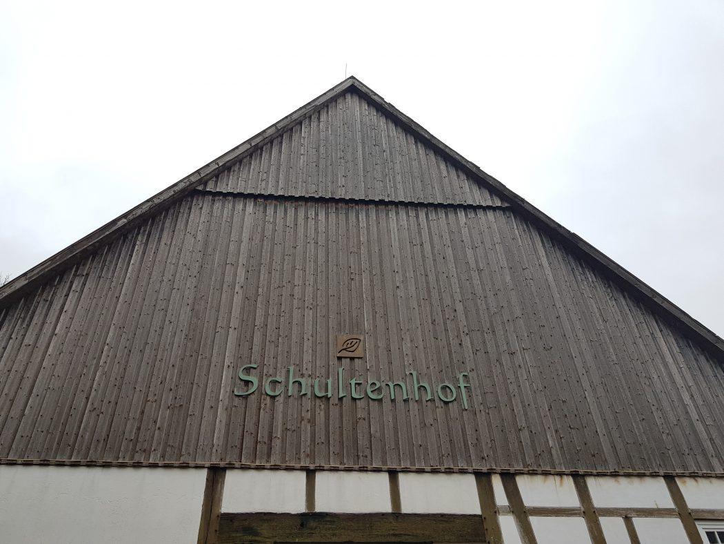 Das Foto zeigt den Schultenhof in Dortmund