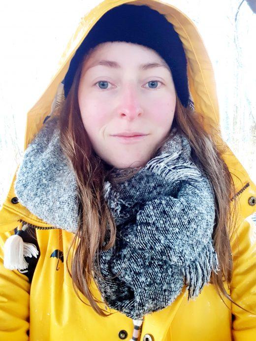 Das Foto zeigt Melissa im Süggelwald in Dortmund