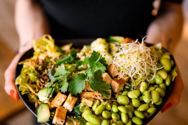 Das Bild zeigt Essen aus dem Nährstoffreich Bochum