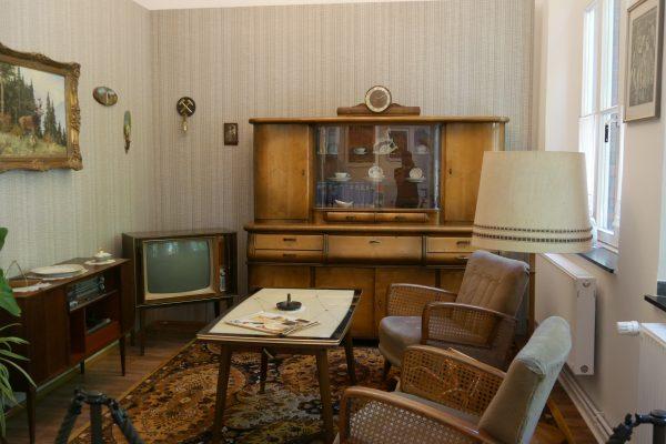 Das Foto zeigt Gelsenkirchener Barock im Heimatmusem Unser Fritz in Herne