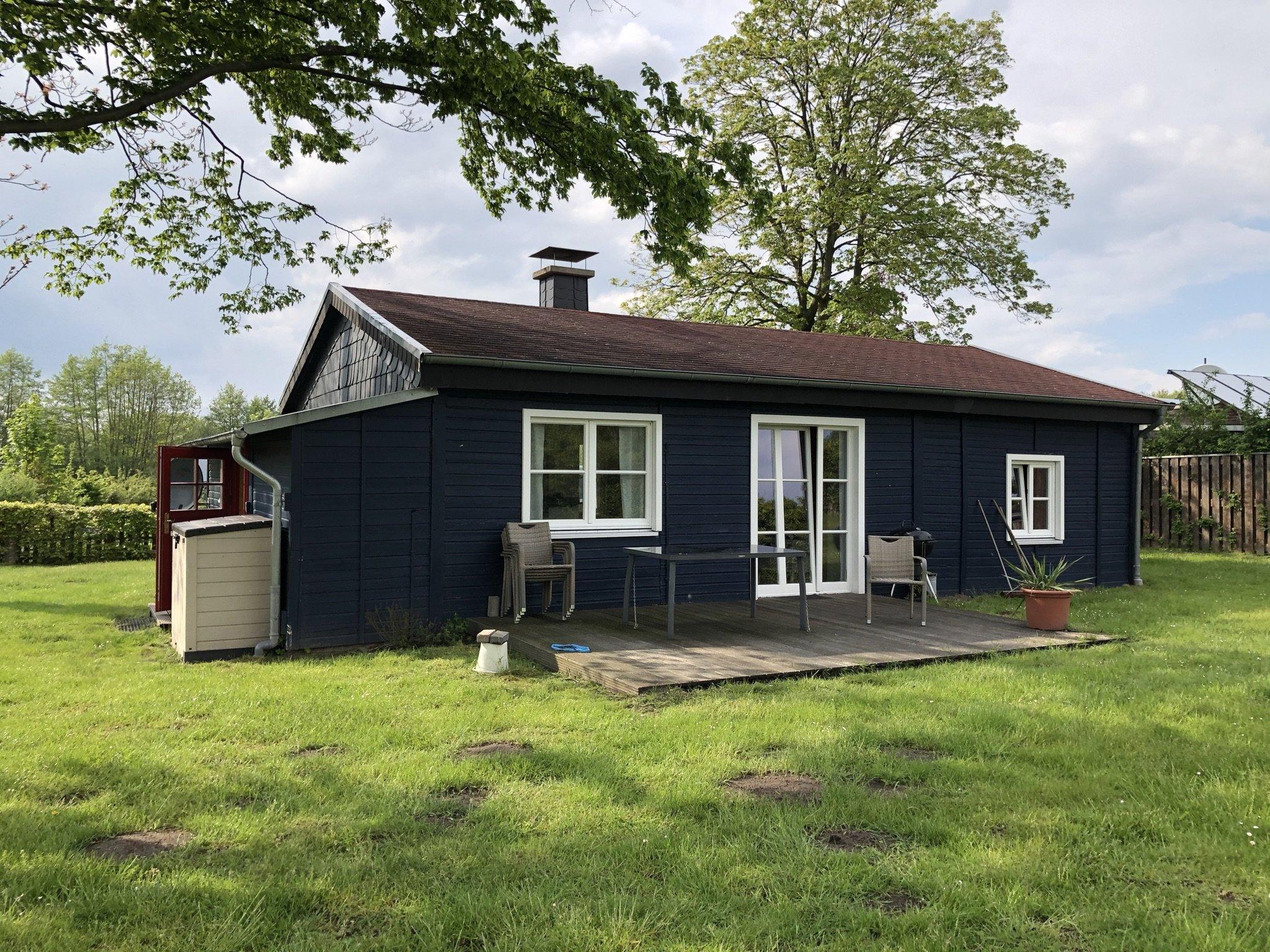 Schwedenhaus am Ternscher See in Selm