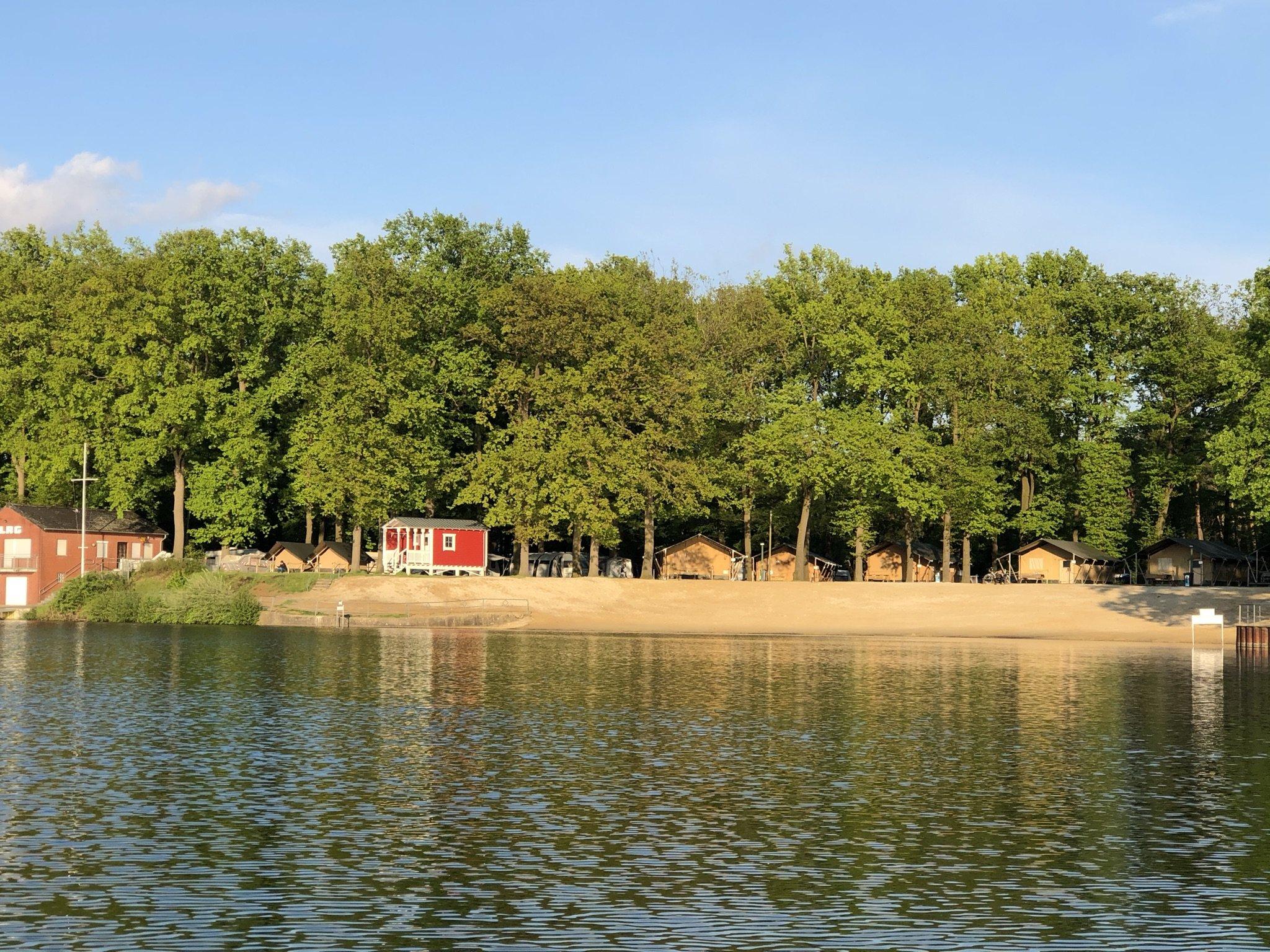 Seeblick am Ternscher See