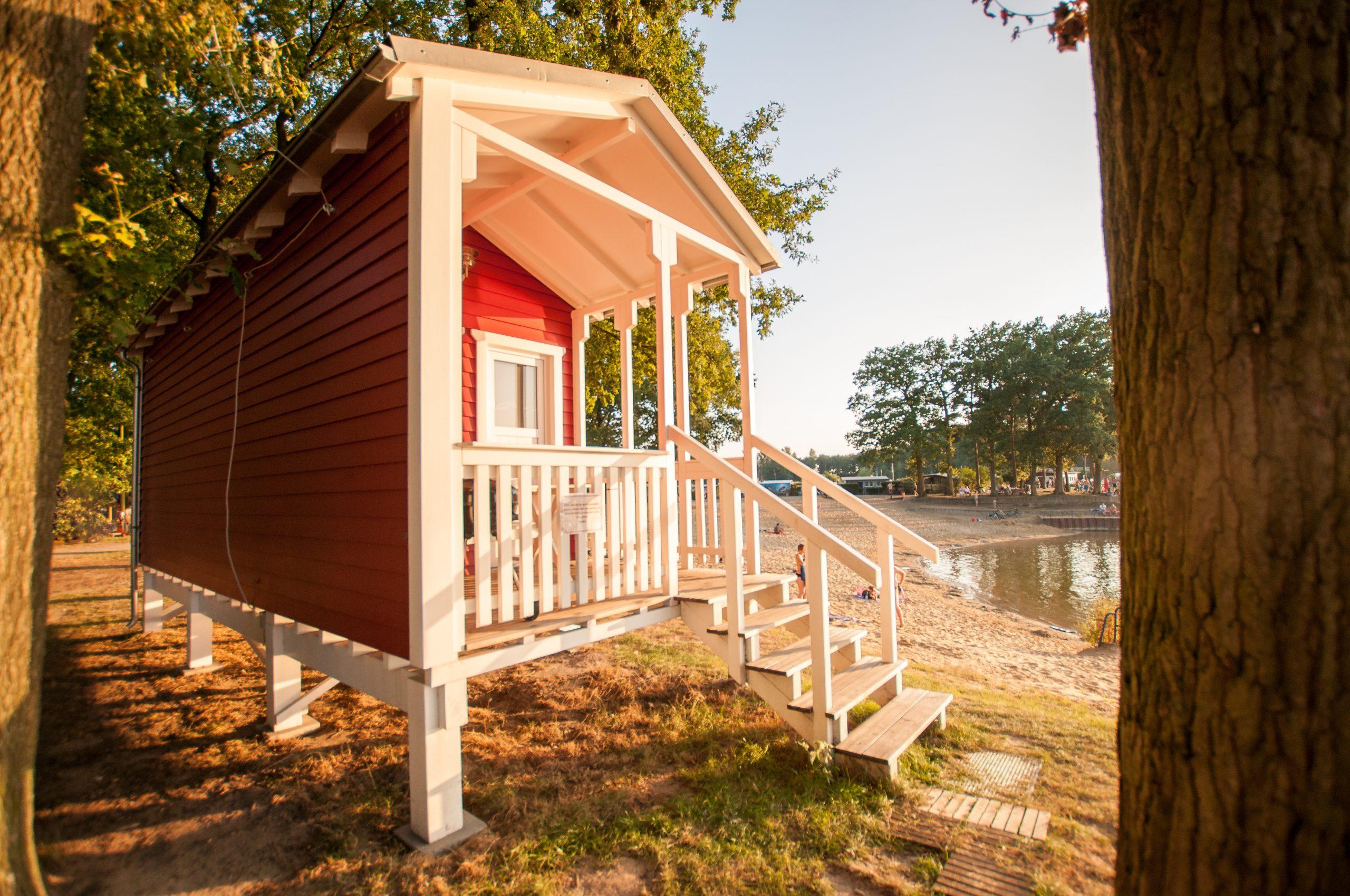 Schwedenhaus am Ternscher See