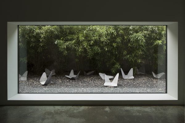 Das Bild zeigt Skulpturen im DKM