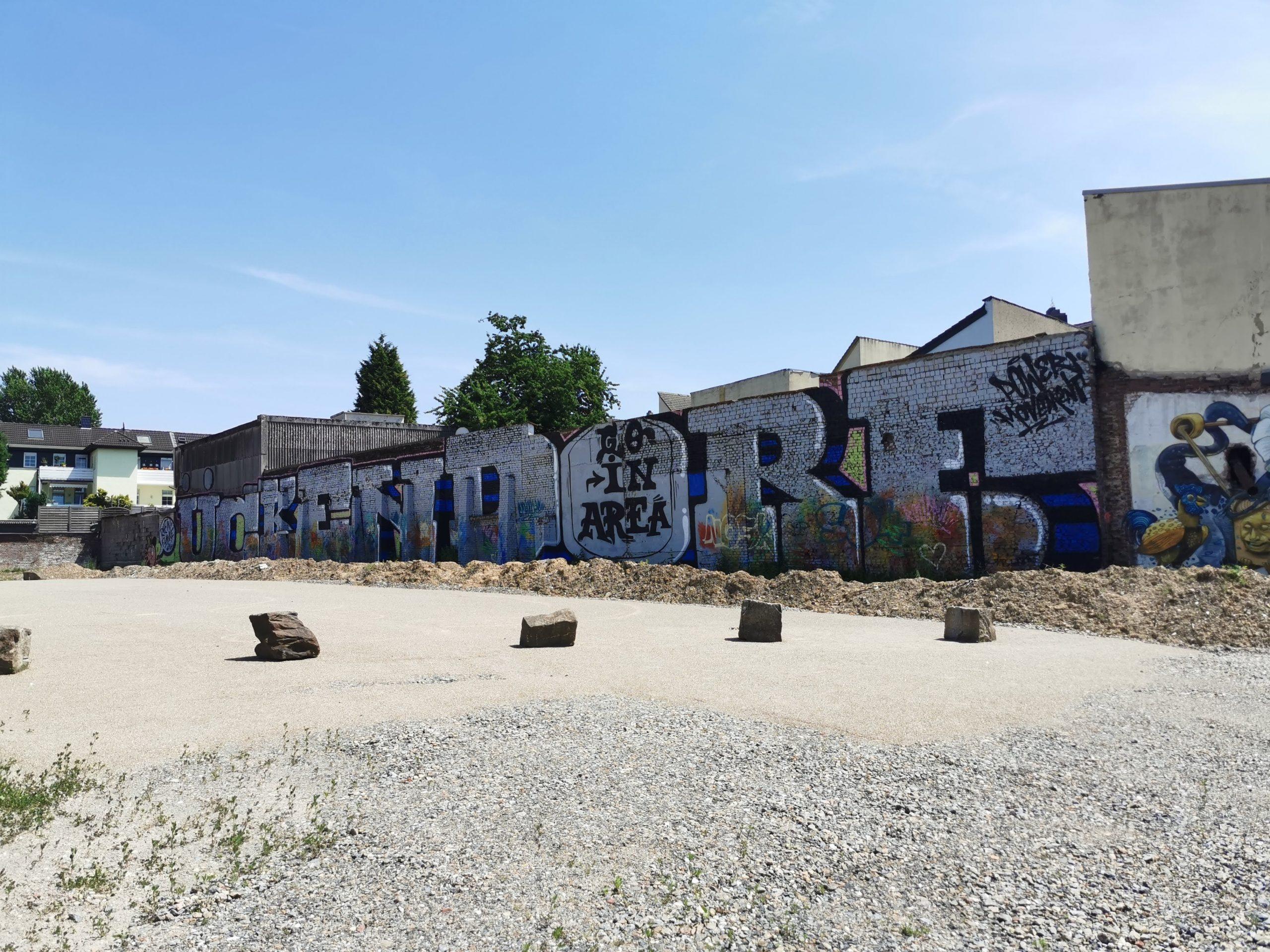 Graffiti in Gelsenkirchen Ückendorf