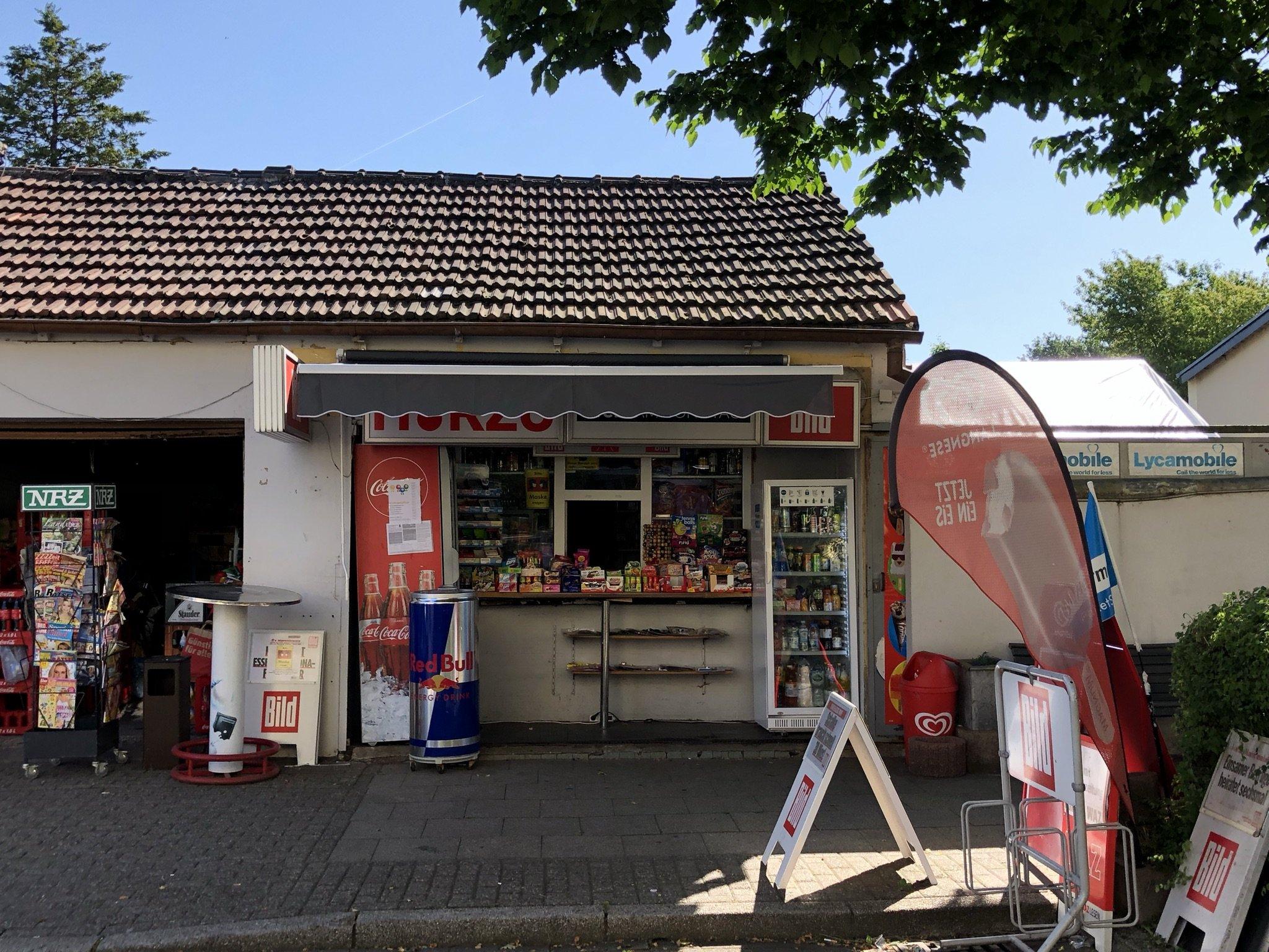 Jimmys Kiosk in Essen