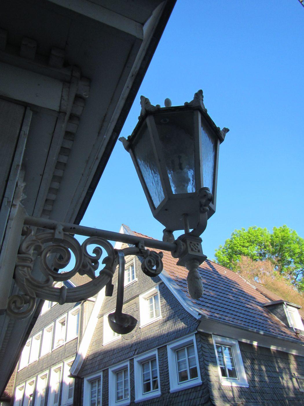 Das Foto zeigt die Altstadt von Schwelm