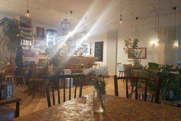 Das Foto zeigt den Grünen Salon in Dortmund