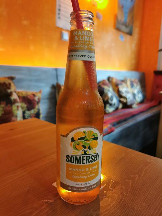 Das Foto zeigt Cider in der TequilaRia in Bochum