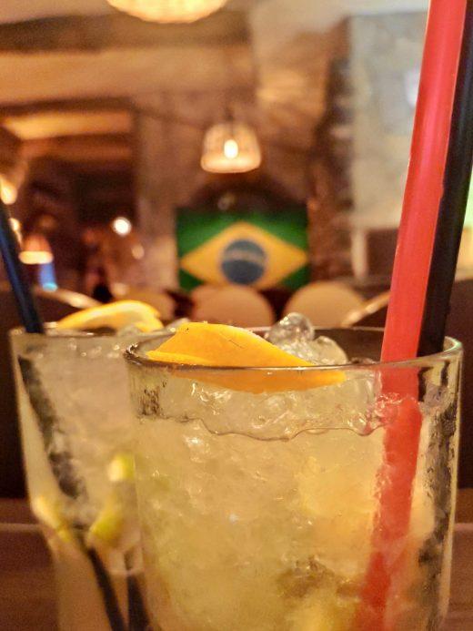Das Foto zeigt Cocktails im Brasil Live in Duisburg
