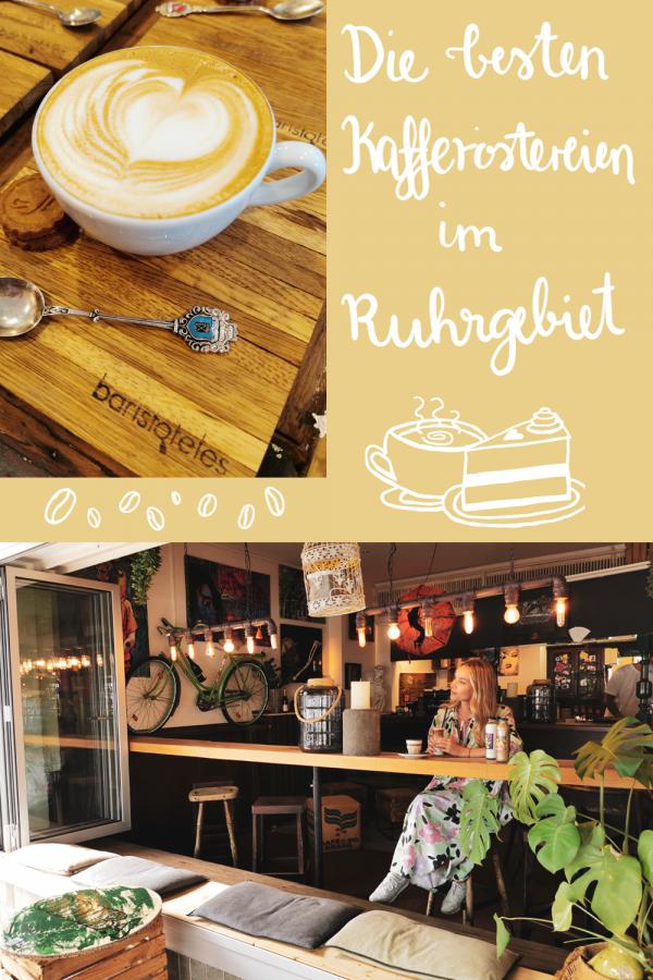 Die besten Kaffeeröstereien im Ruhrgebiet