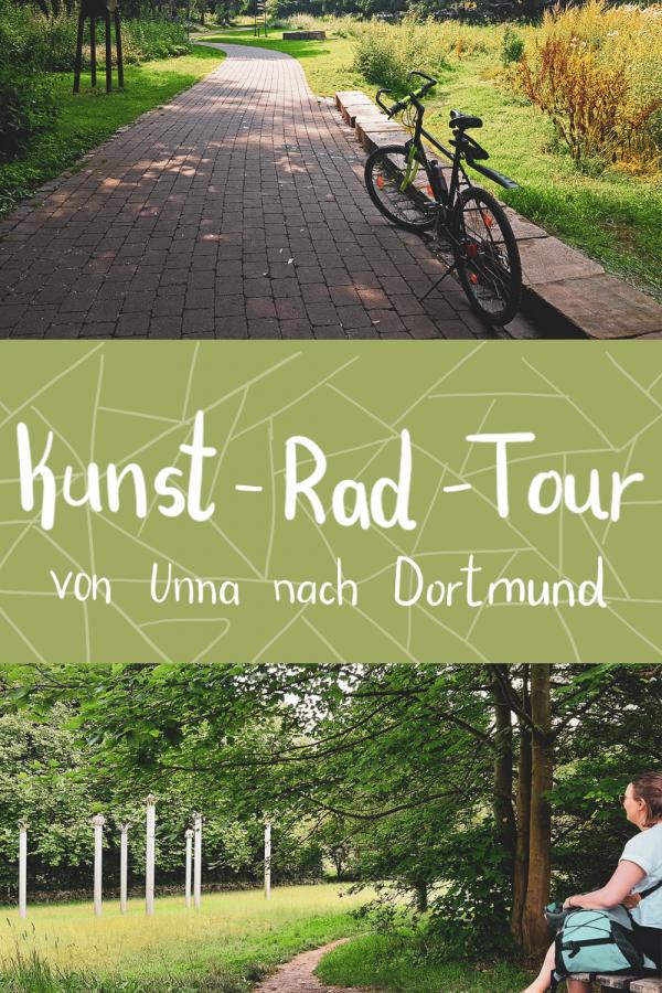 Kunst-Rad-Tour von Unna nach Dortmund