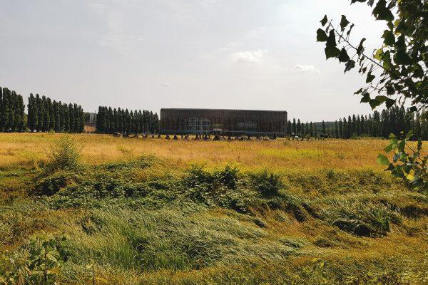 Das Foto zeigt die Akademie Mont Cenis in Herne