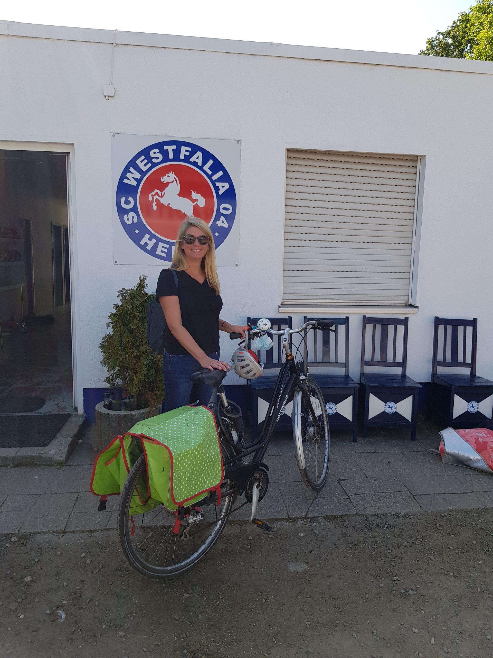 Per Rad zu Westfalia Herne